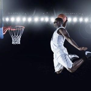 NBA選手はダンク出来てあたりまえ??