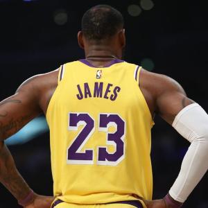 【NBA】レブロン・ジェームズ 八村塁を賛辞「とてもいい選手になるだろう」