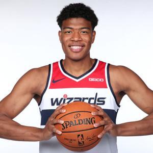 【NBA】2020年の八村塁の成績