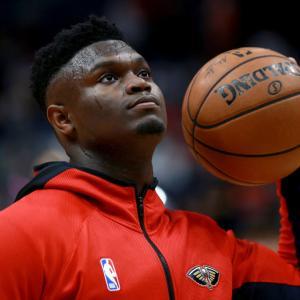 【NBA】ザイオンがいるNOPにはPO進出を望むリーグの意志を感じる日程ですが