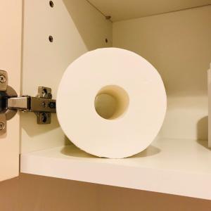 【ミニマル家事】トイレットペーパーは三倍巻き
