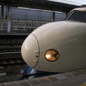人生初の一人旅は大学受験の上京だった【新幹線の密かな愉しみ】
