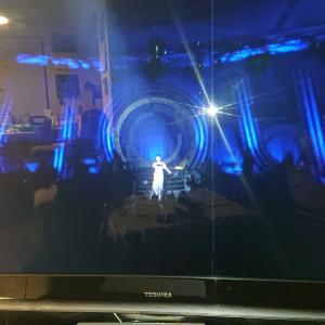 ユーミン苗場コンサートライブ映像見ました