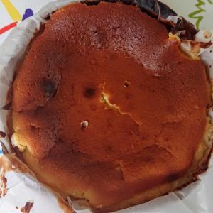 超簡単チーズケーキ!焼きました