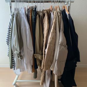 【クローゼット】秋冬のファッション計画♡