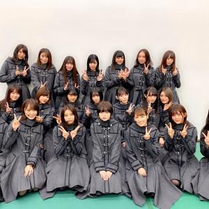 "FNS歌謡祭2019 欅坂46""避雷針"" 感想とTwitterの反応まとめ!カップリング曲で挑戦!9枚目も間近!?"