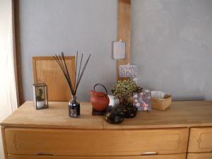日用品は飾りながら置いてみる 自室のインテリア