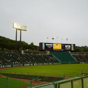雨天中止涙した、プロ野球再開幕