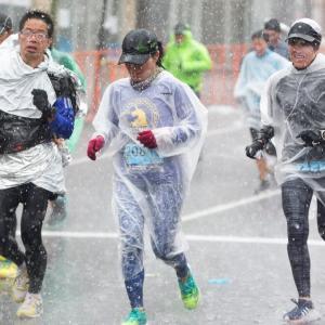 天候がマラソンの記録に及ぼす影響