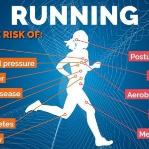 【論文紹介】ランニングのやりすぎは本当に健康にいいのか?