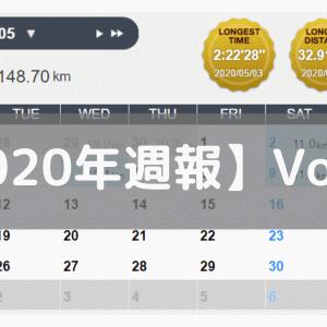 【週報】集中力が足らない(2020/05/04-05/10)