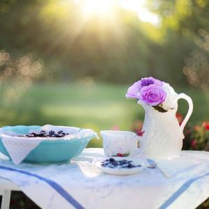 アトピーの体質改善は食事から。
