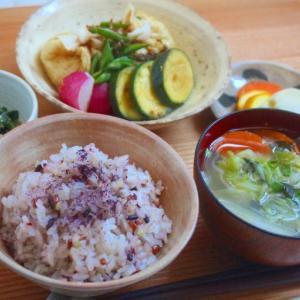 体を温める常備菜【紅白煮なます】
