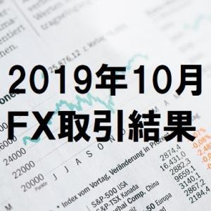 10月FX裁量トレード取引結果