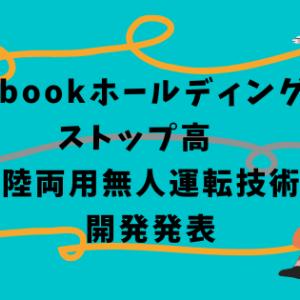 ITbookホールディングス(1447)ストップ高 水陸両用無人運転技術の開発発表