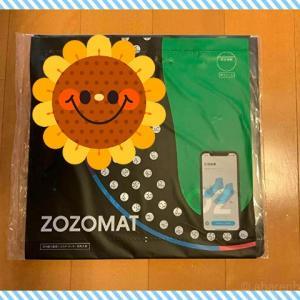 話題のZOZOMAT(ゾゾマット)で2歳児の足のサイズを測ってみた!その結果とは、、?!【衝撃の事実あり】