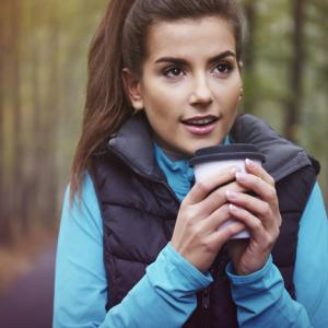 マラソンでカフェインを飲むと、17%パフォーマンスアップ【科学的根拠あり】