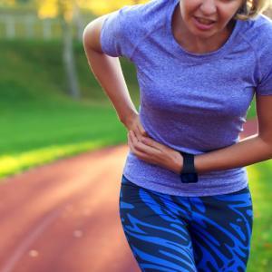 ランニング中に起きる腹痛(さし込み)の予防法と治し方【科学的根拠あり】