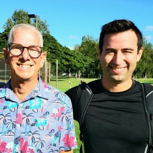 Welcom to Aloha State Jerry and Eric!