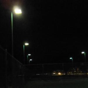 ライトが点灯