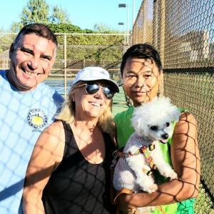 Arturo(San Diego), Audrey(Vancouver) and Jan(Kaimuki)