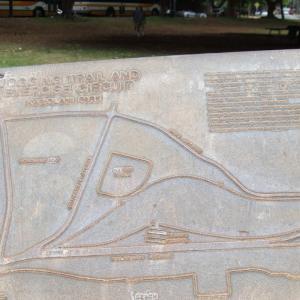 カピオラニ公園ロード・マップ