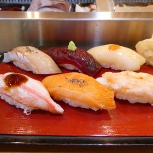 小樽駅中で気軽に食べられるミシュラン1つ星の伊勢鮨