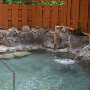 トロリとした泉質の寸又峡温泉は美女づくりの湯。町営露天風呂と旅館「翠紅苑」レポ