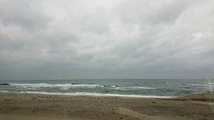 師走の日本海