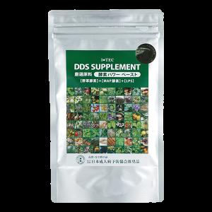 DDS酵素パワーペースト 80種の厳選材料とワイン酵母の力