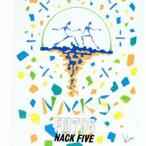 【昭和の】FM NACK5のベリカード