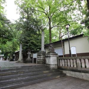 さいたま市の調神社