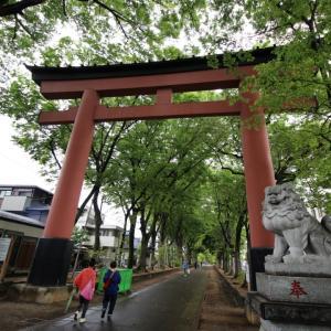 武蔵国一宮「氷川神社」