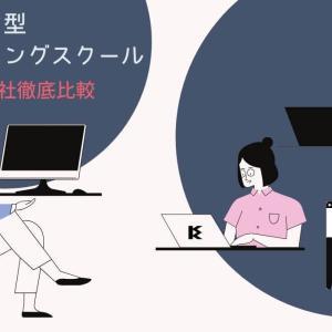 【徹底比較】オンライン型プログラミングスクール15社を一気にチェック