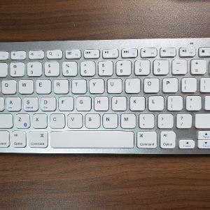 【Anker】Bluetoothキーボード!おしゃれで安いコスパ商品!