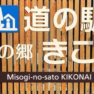 【函館のソフトクリーム】道の駅 みそぎの郷 きこないの塩ソフト