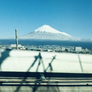 東海道新幹線 富士山撮影ポイント とハートンホテル西梅田