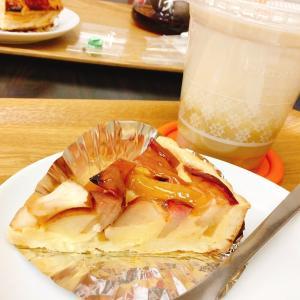 八戸でりんごケーキ探し③④ 八食センターデコールとcafe23