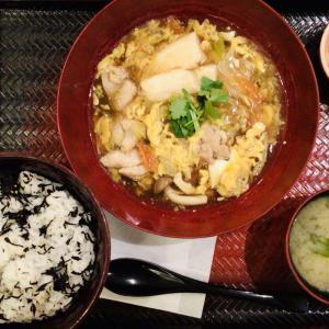 大戸屋 疲れた日の夕食にオススメ!手作り豆腐とチキンのトロトロ煮定食