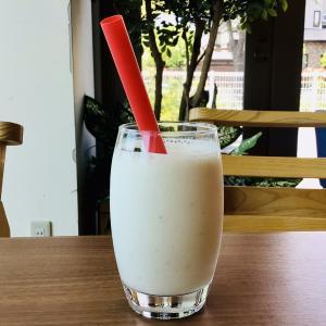 最近のカフェログ Vida cafeのツタヤバナナフェアと風の笛朝ごはん