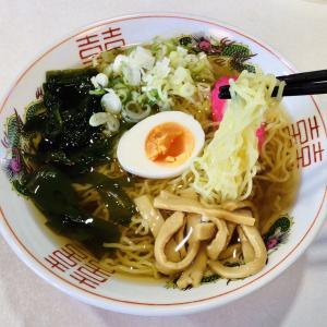 新井田 しこしこ美味しい高橋うどん!冷やしメニュー食べてきた!