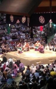 【写真】2年前の名古屋旅行(2018年7月10日・11日)その3:愛知県体育館の中