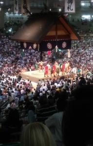 【写真】2年前の名古屋旅行(2018年7月10日・11日)の写真その4:中入り後