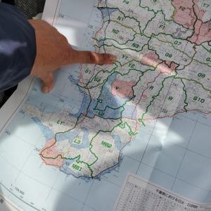 南房総で狩猟    8回目     ミカン山に行く
