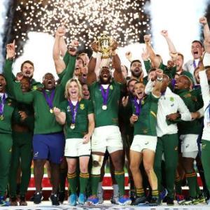ラグビーW杯に見る、南アフリカの強さ