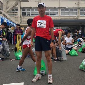 まさかの五合目打ち切り 第72回富士登山競走2019