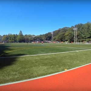 子供のサッカー動画撮影に、アクションカメラが便利