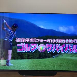 番組「ゴルフサバイバル」が面白い