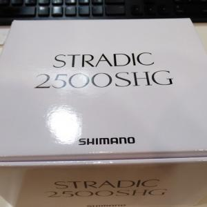 来たよ!NEW(19)ストラディック2500SHG