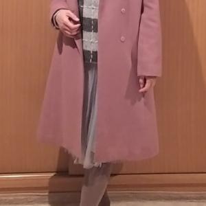 コーデ:WILL SELECTIONニット×ジャスグリッティー チュールスカート